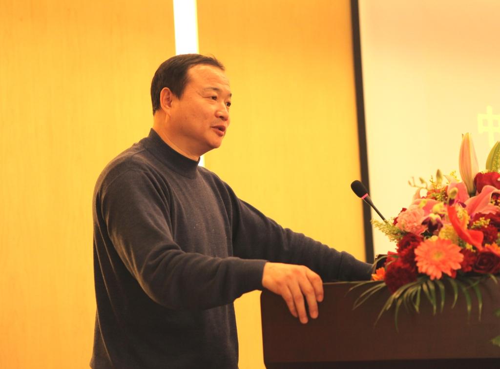 北京市社会团体管理办公室孟利影调研员讲话