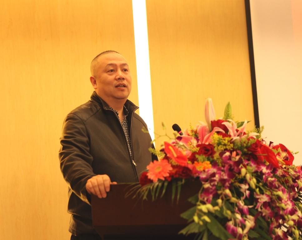 中国医疗器械行业协会常务姜峰副会长讲话