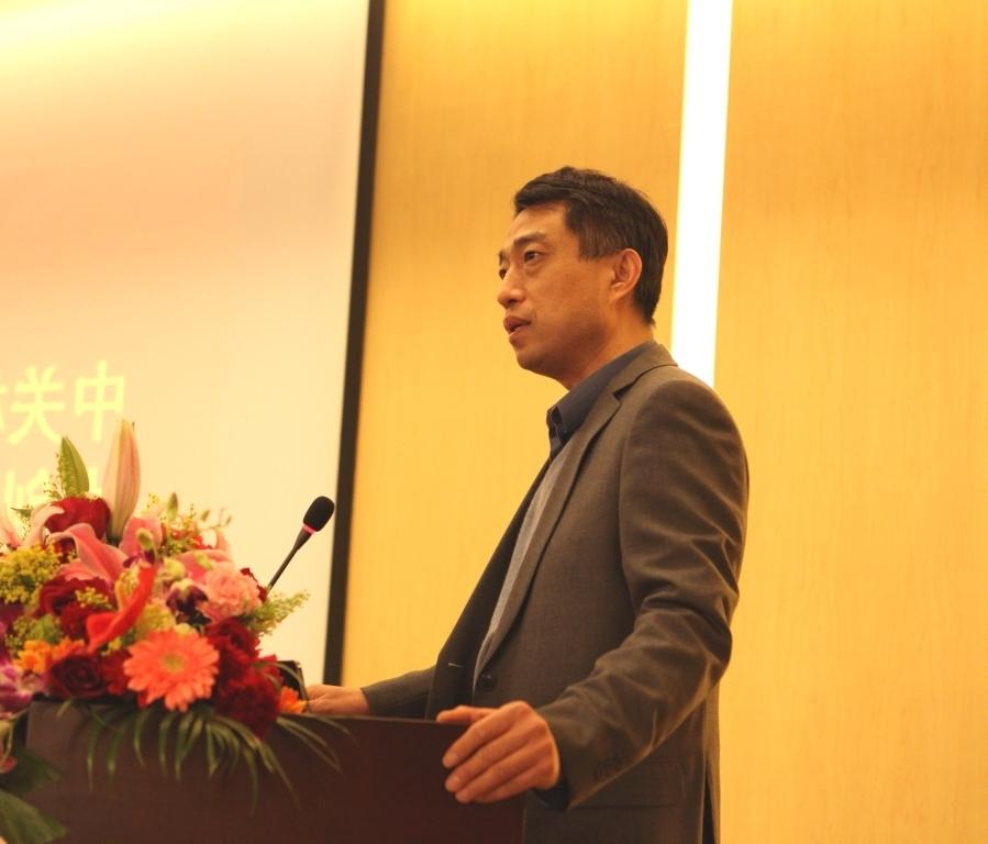 科技部生物技术发展中心董志峰调研员讲话
