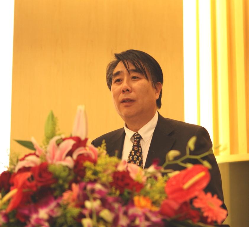 九强生物技术股份有限公司董事长、联盟副主席、本次大会主持人邹左军先生